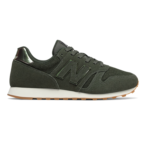 New Balance WL373WNE sneakers green-New Balance-Hoofers - We love shoes