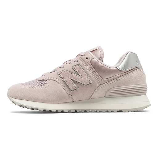 New Balance WL574LCS sneakers lys lilla-New Balance-Hoofers - We love shoes