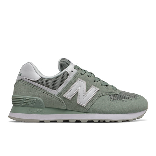 New Balance WL574OAD sneakers green-New Balance-Hoofers - We love shoes