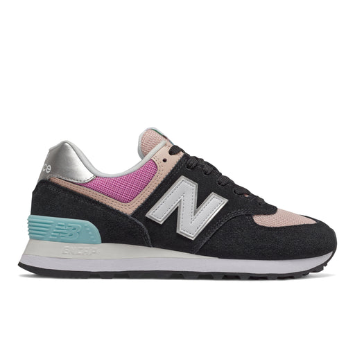 New Balance WL574SOS sneakers blue-New Balance-Hoofers - We love shoes