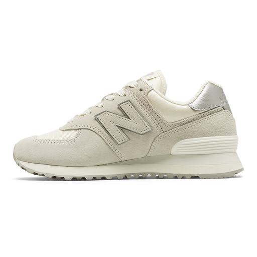 New Balance WL574SSS sneakers beige-New Balance-Hoofers - We love shoes