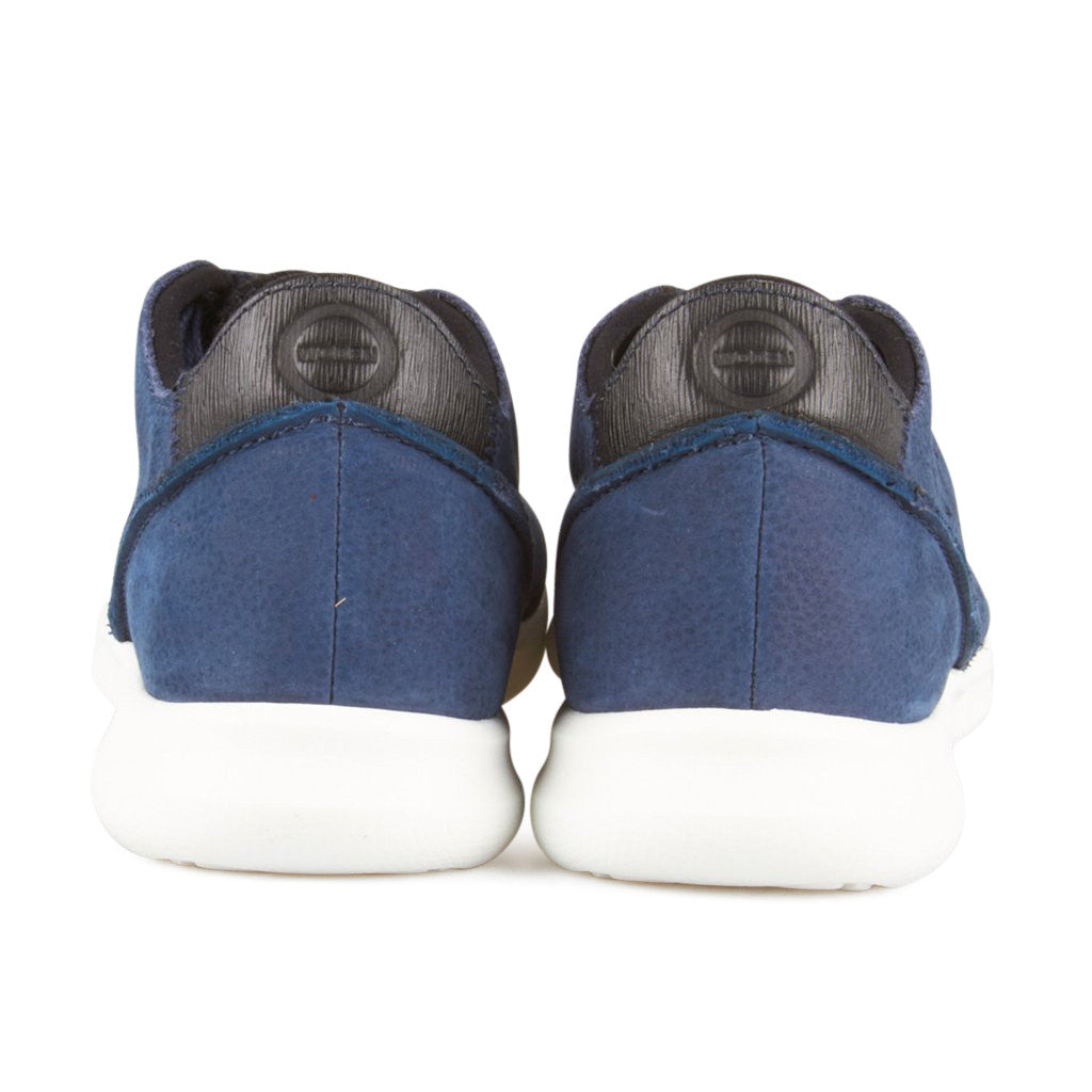 Woden WL280-010 Birkit II sneakers blå-Woden-Hoofers - We love shoes