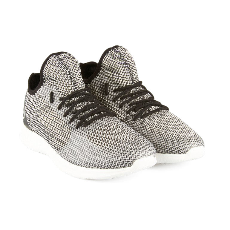 Woden WL090-036 Gabriella sneakers hvid/sort-Woden-Hoofers - We love shoes