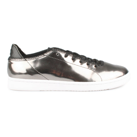 Woden WL261-047 Jane Metallic Gunmetal