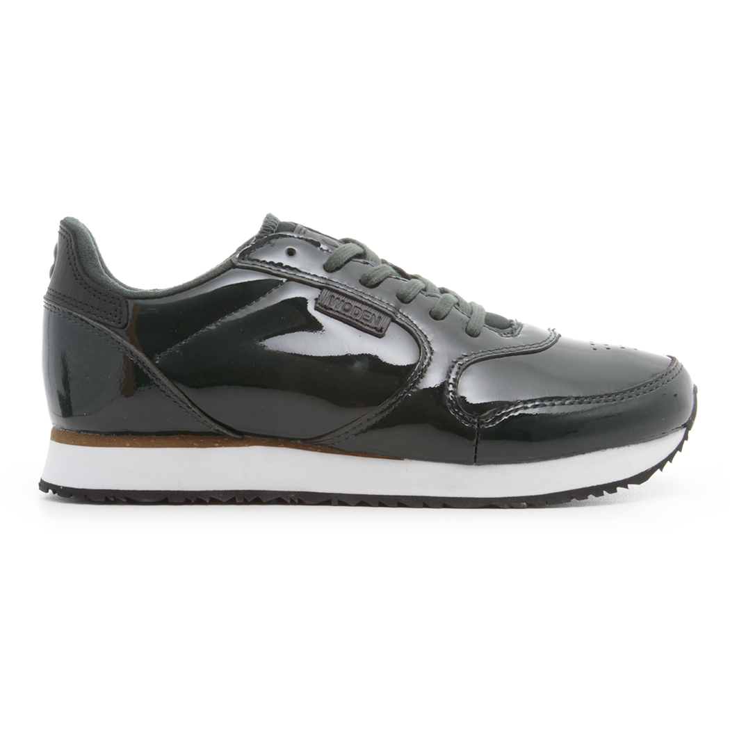 Woden WL208-296 Ydun II sneakers grøn-Woden-Hoofers - We love shoes