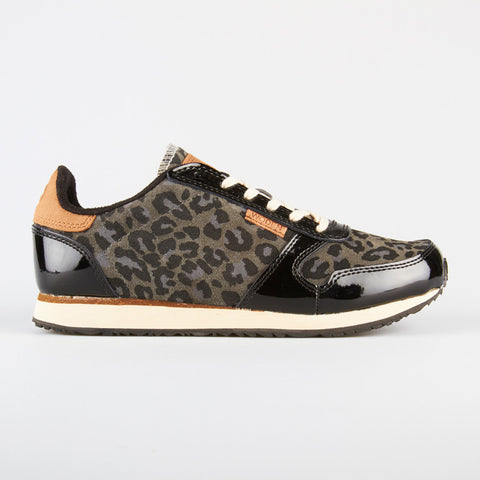 Woden WL039-028 Ydun Animal Black/Leopard