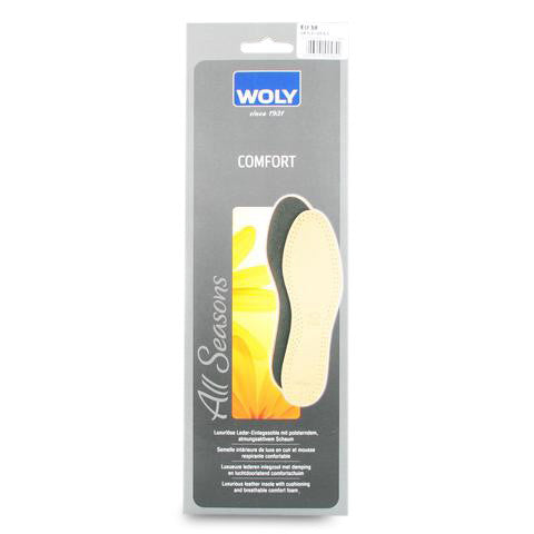 Woly Comfort Sål Natur-Woly-Hoofers - We love shoes