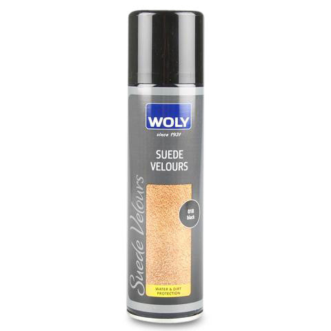 Woly Suede Spray Black