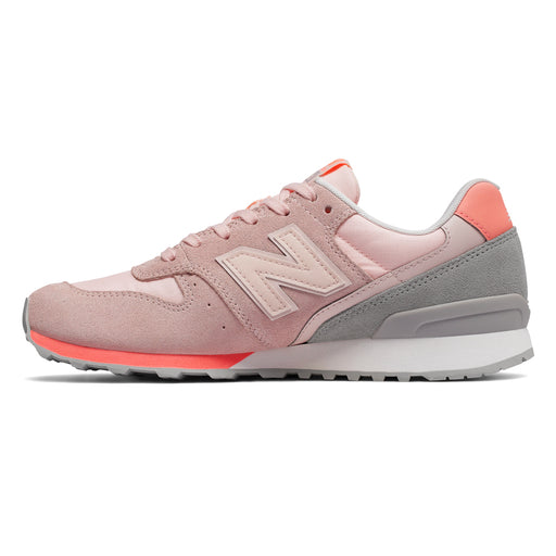 New Balance WR996STG sneakers rosa/koral-New Balance-Hoofers - We love shoes