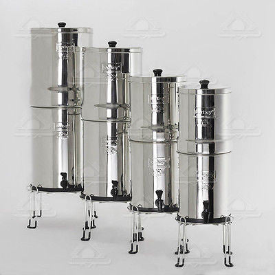Berkey Base Stainless Steel Stand-Water Filters-Berkey-Berkey Water Purifiers UK