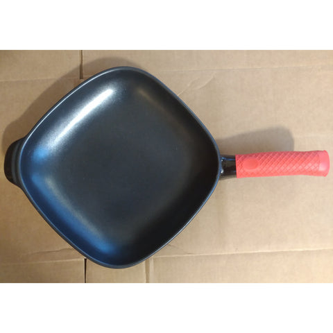 Damaged Square Skillet 2-Ceramic Pans-Xtrema-Berkey Water Purifiers UK