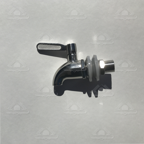 Genuine Berkey Stainless Steel Spigot - Fits all Berkey Stainless Steel Systems-Water Filters-Berkey-Berkey Water Purifiers UK
