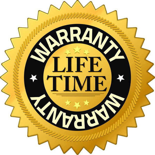 Lifetime Warranty-Berkey Water Purifiers UK-Berkey Water Purifiers UK