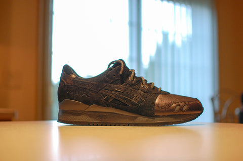 "Asics Gel Lyte III x Sole Fly ""Night Haven"" - Kicks Links"