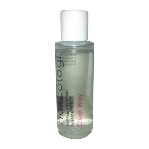 Nailcologi Clear Way- Nail Polish Remover-100ml
