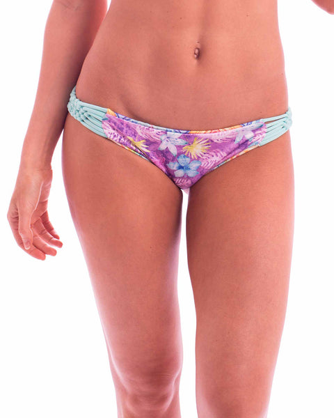 AZUL FLORAL KNOTS BOTTOM
