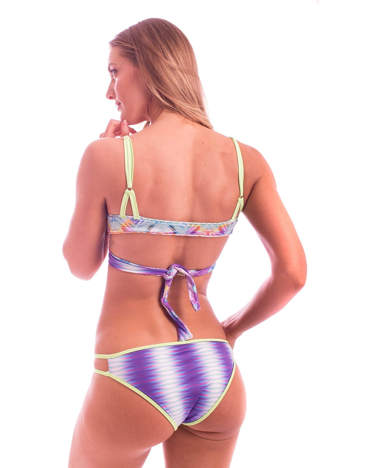 GRAPEFUL TOPIARY BIKINI