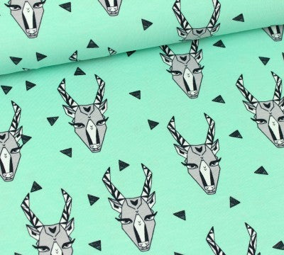 Antilope Luke - Mint Jersey
