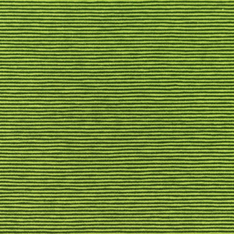 Micro Stripes - Lime Jersey