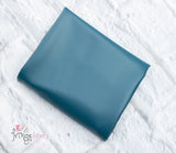 Faux Leather - Teal