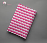 Shaded Stripes Small - Pink Jersey