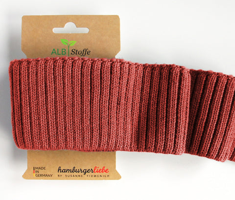 Cuff Me Cozy - Red Melange
