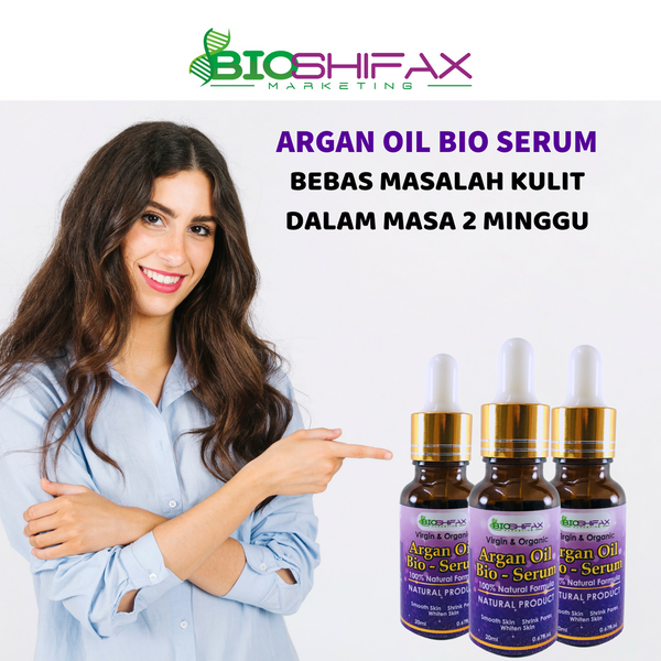 Argan Oil Bio Serum - Bioshifax
