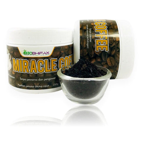 Serbuk Kopi Ajaib / Miracle Coffee Powder - Bioshifax Marketing