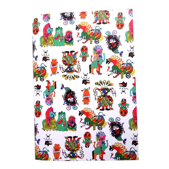 'Monsters Gang' Limited Edition A5 Notebook