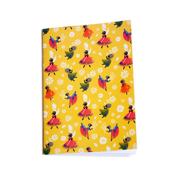 'Flower Girls' Limited Edition A5 Notebook