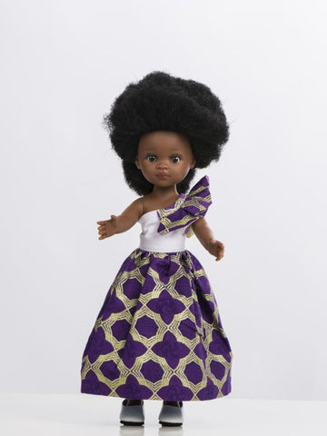 Bontle Side Bow Dress ( NO DOLL)