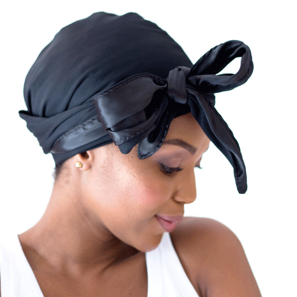 B.E Satin Durag - Bounce Essential Hair