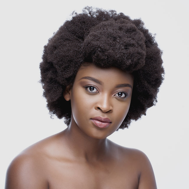 Colour 4 Synthetic Afro Wig 14 inch - Bounce Essential Hair