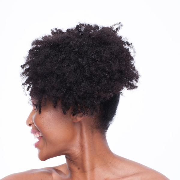 B.E Afro Puff - Bounce Essential Hair