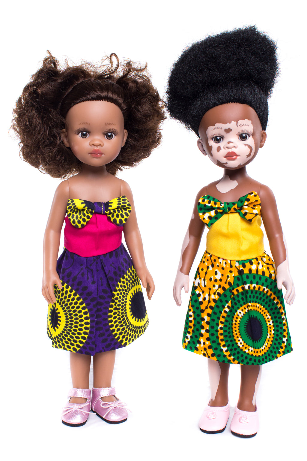 Dress for Bontle Doll (Dress Only) - Front Bow Dress - Bounce Essential Hair