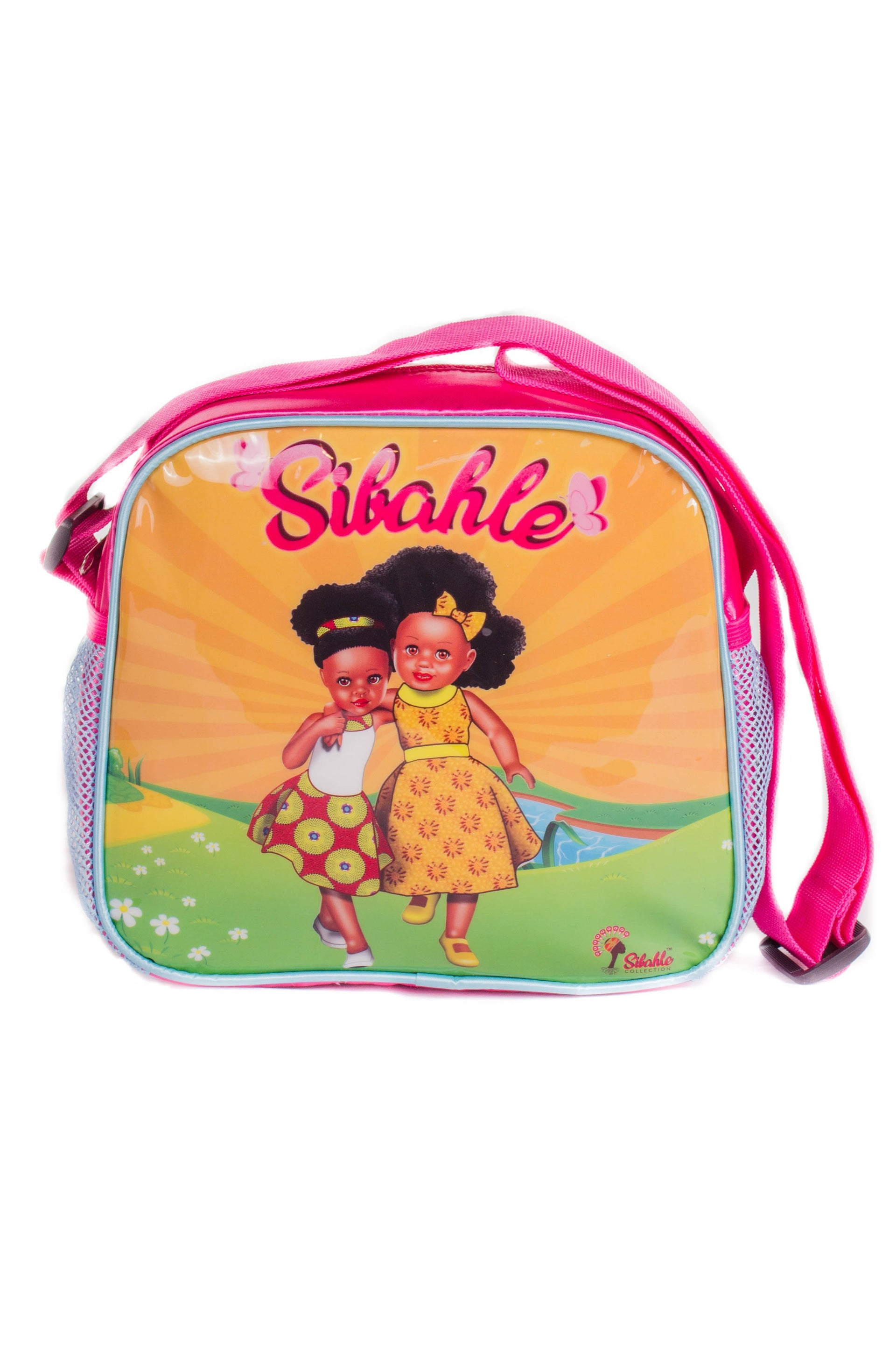 3 Piece Sunshine School Bag Set - Bounce Essential Hair