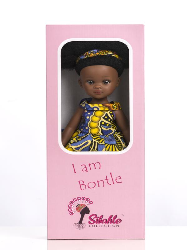 Bontle Princess Doll (28cms) - Dressed in Yellow