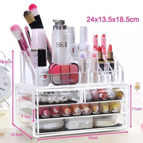 Make up organiser (SOUTH AFRICA ONLY)