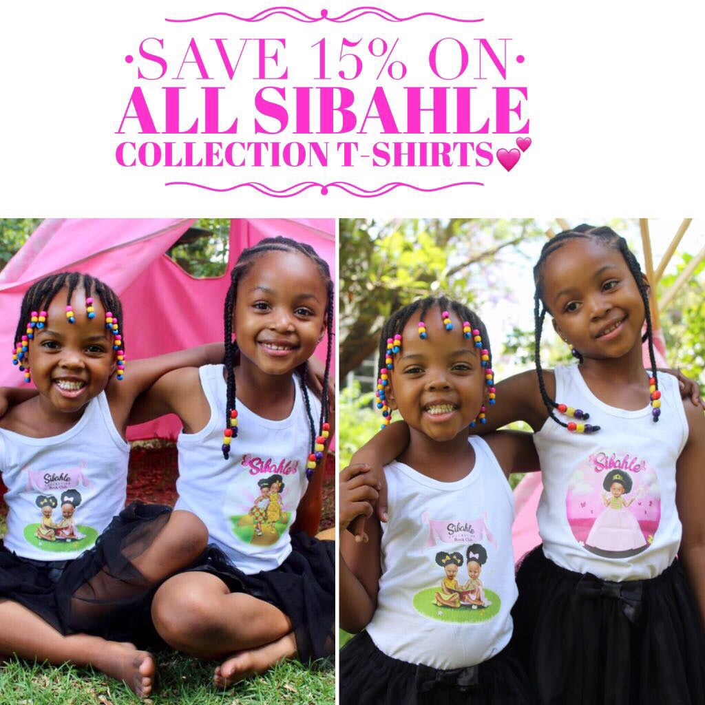 Sibahle Collection T- shirts