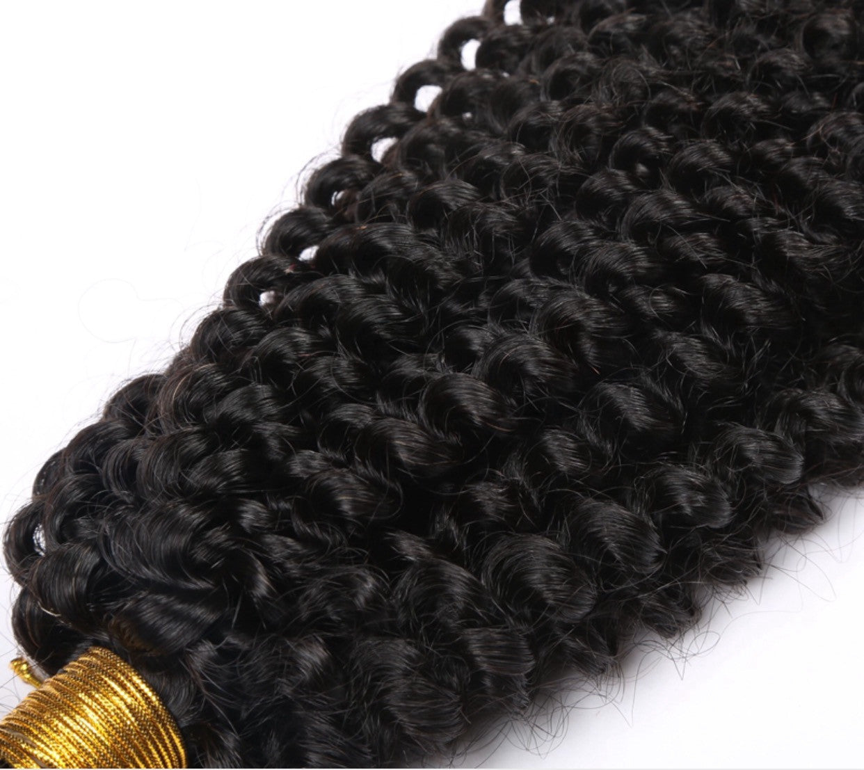 B.E Kinky Curly - Weave - Bounce Essential Hair