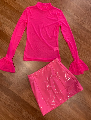 It Girl Top (Pink)