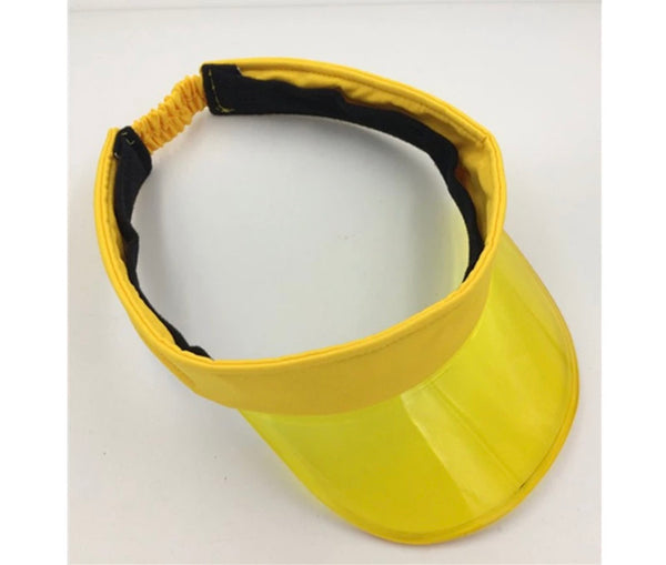 Yellow Frame Visor