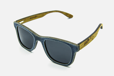 Barnes / Denim / Grey Polarised