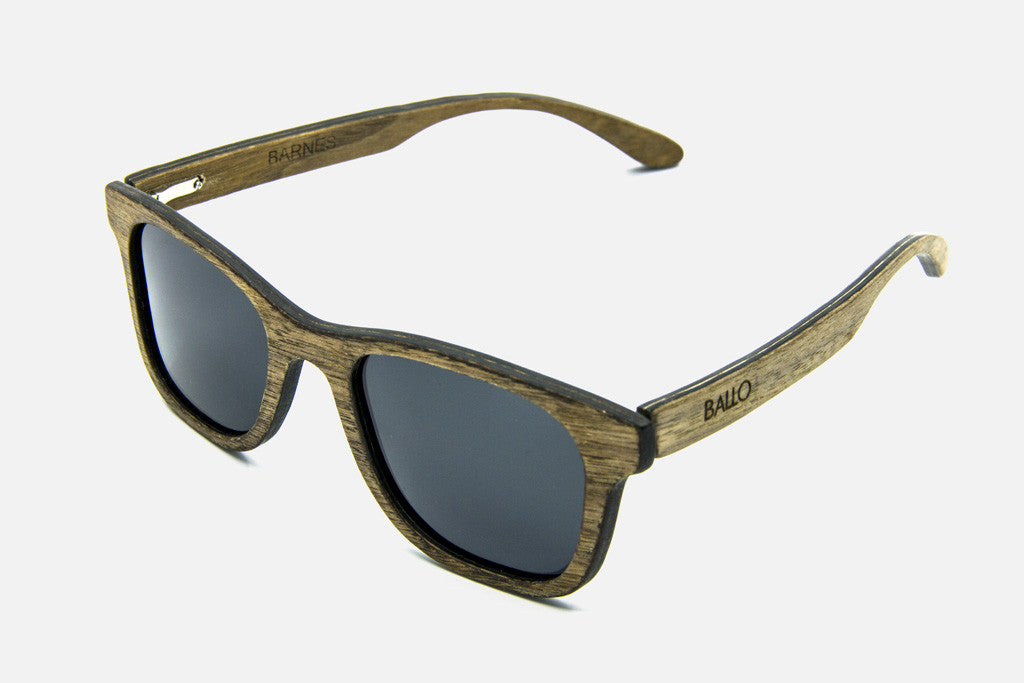 Barnes / Walnut / Grey Polarised