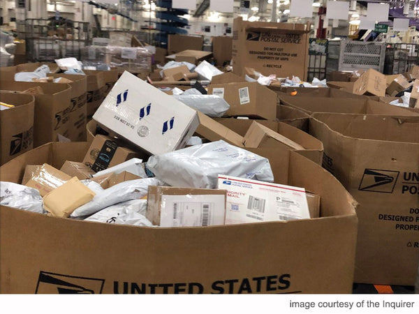 The US Postal Service is Still Delivering Holiday Packages, Shipping Delays Persist