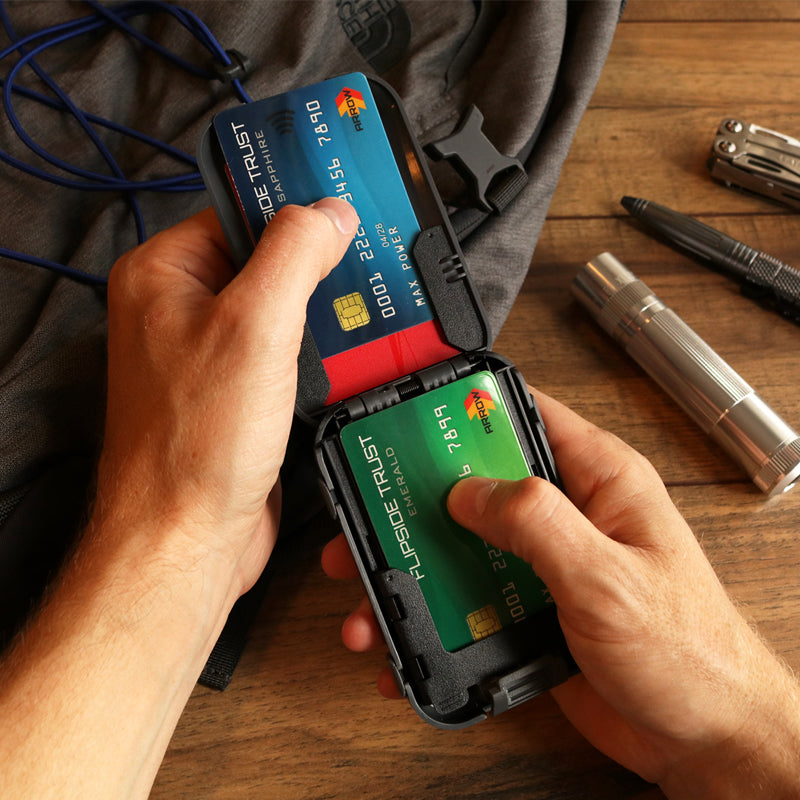 quick access rfid wallet