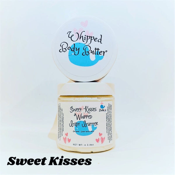Sweet Kisses Whipped Body Butter