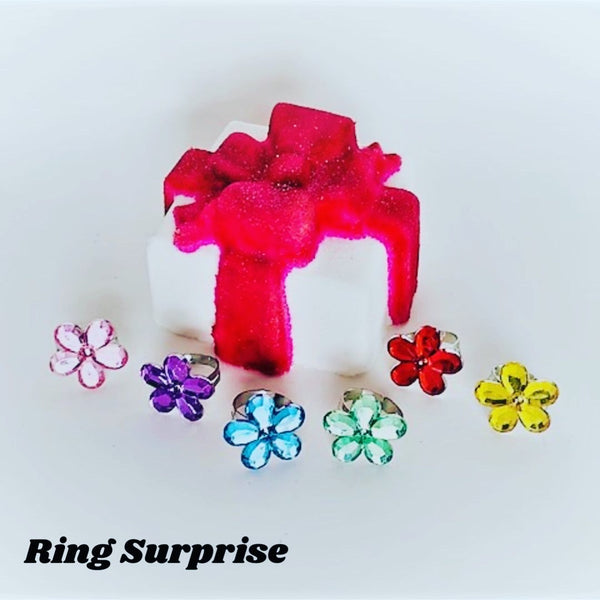 Ring Surprise ~ Luxe Bath Bomb