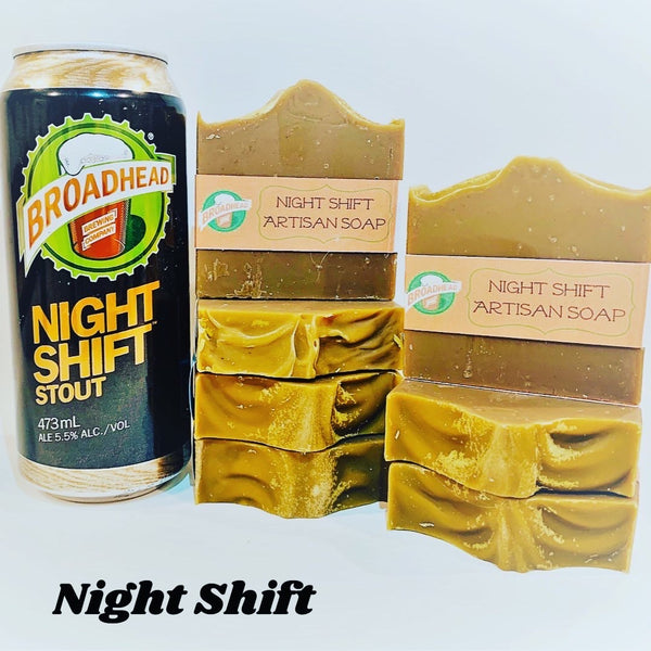 Night Shift ~ Artisan Soap