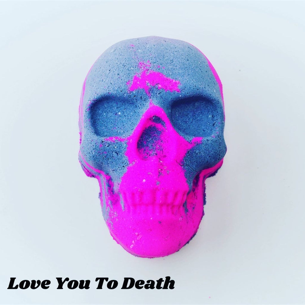 Love You To Death ~ Luxe Bath Bomb